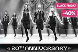 Celtic Legends 20th anniversary tour vignette site